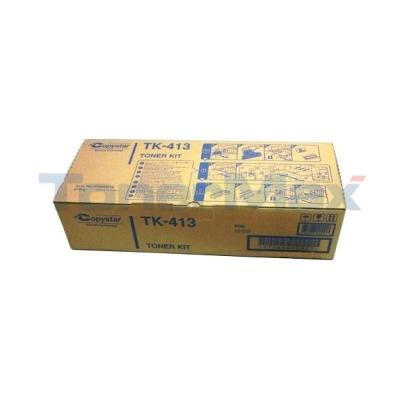 COPYSTAR CS-1620 2050 TONER KIT BLACK